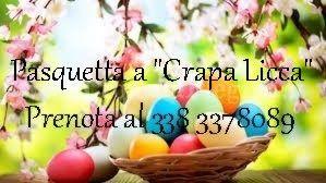 """(Italiano) PASQUETTA A """"CRAPA LICCA"""""""